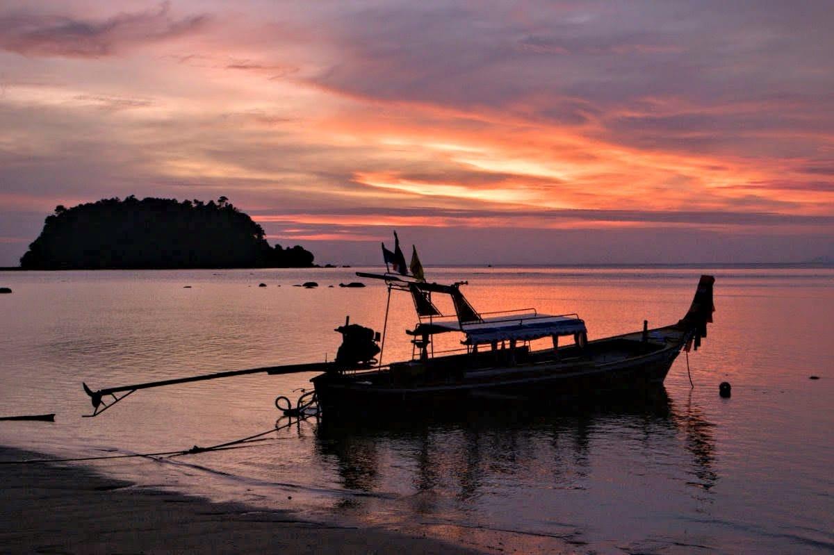 Koh Libong in Thailand