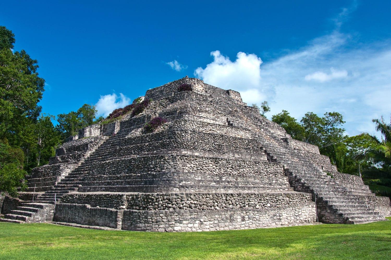 Chacchoben Mayan Ruins, Mexico
