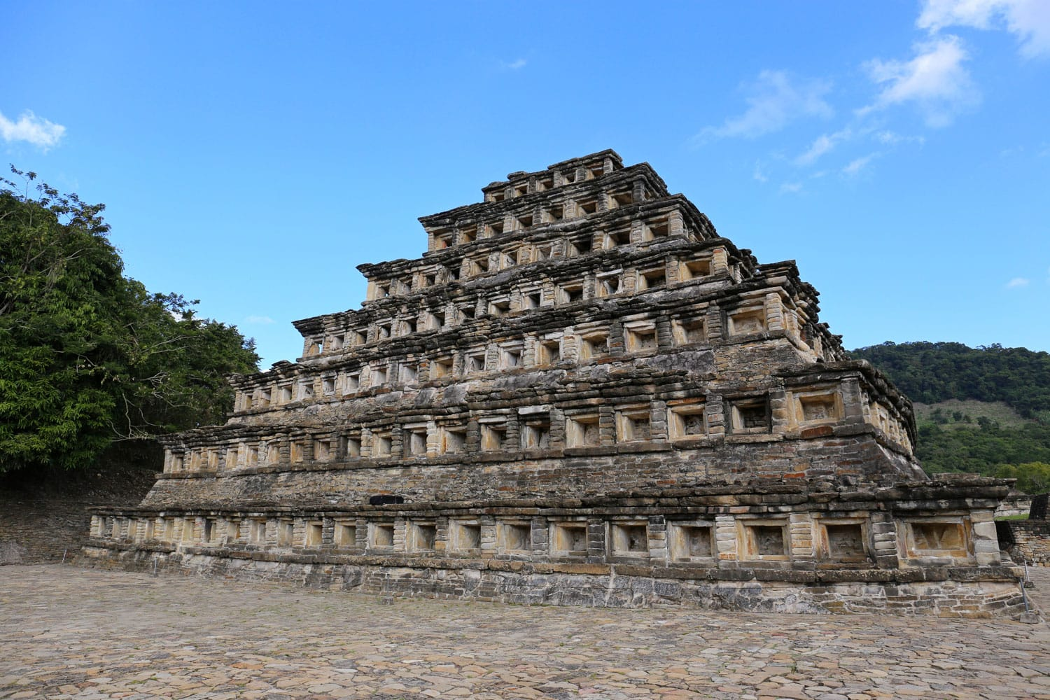 Archaeological site of El Tajin, Veracruz, Mexico