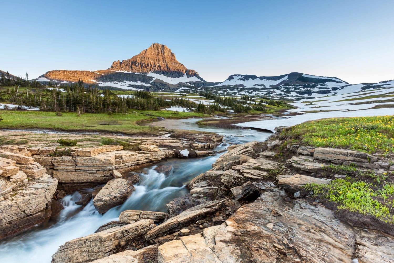 Logan Pass, Glacier National Park, MT