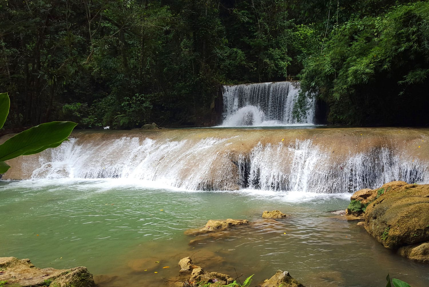Mayfield Falls, Jamaica