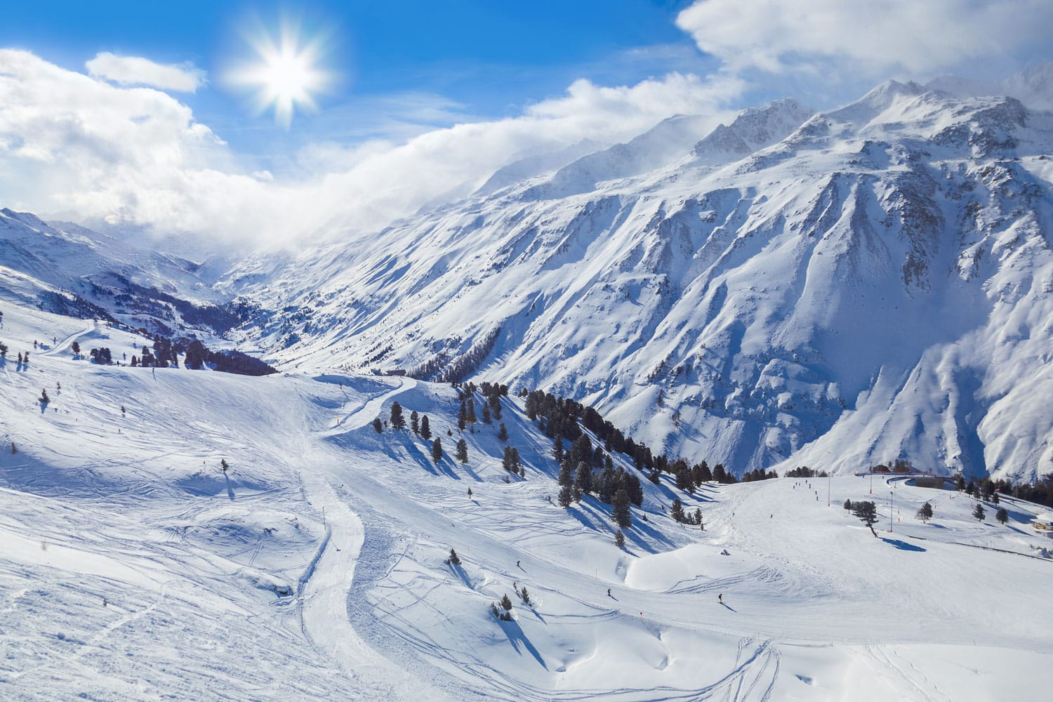 top 15 best ski resorts in austria | road affair