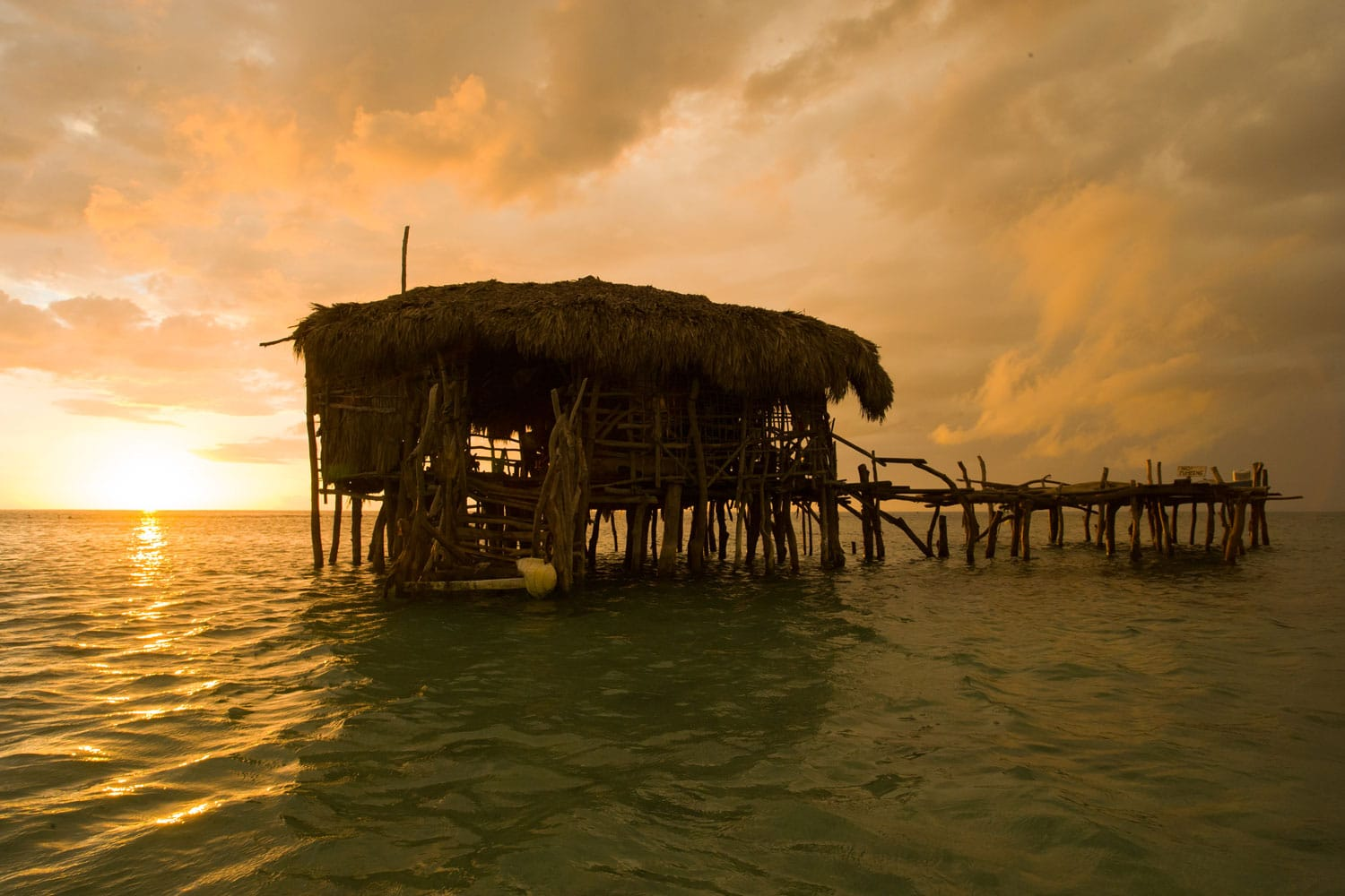 Pelican Bar in Jamaica