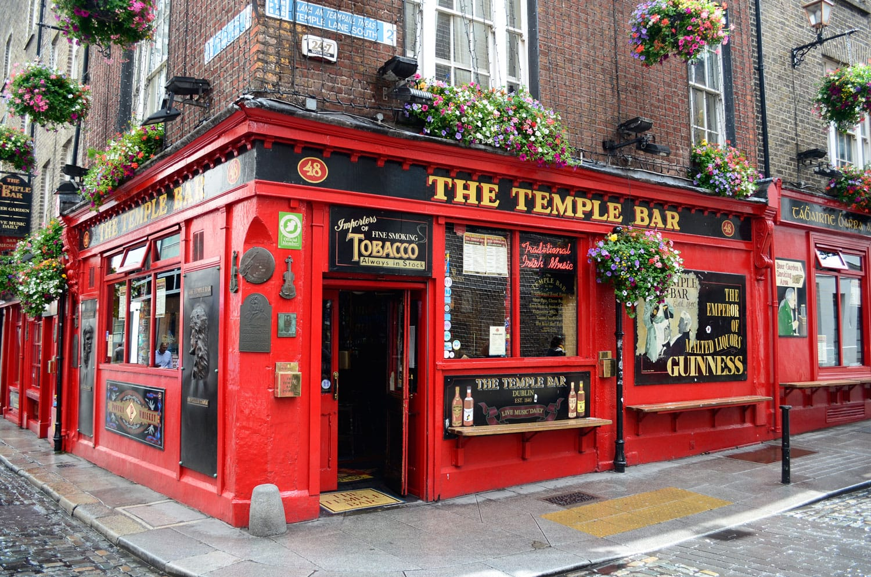 North Star Hotel Dublin To Temple Bar Dublin