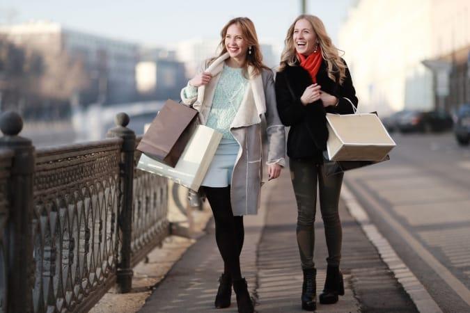 Gossip Girls in New York City