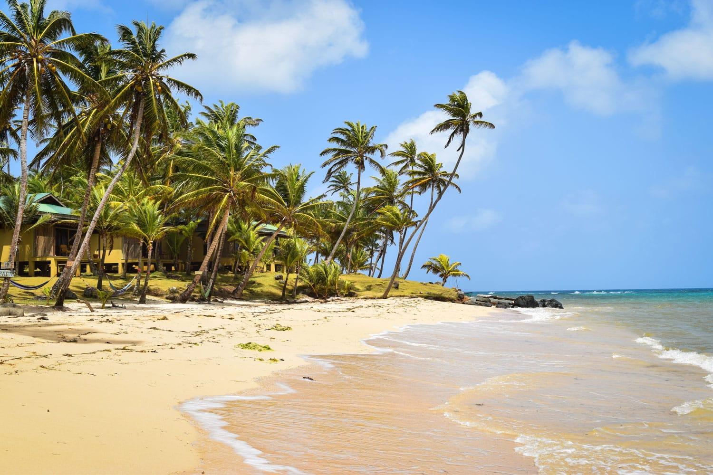 Little Corn Island in Nicaragua