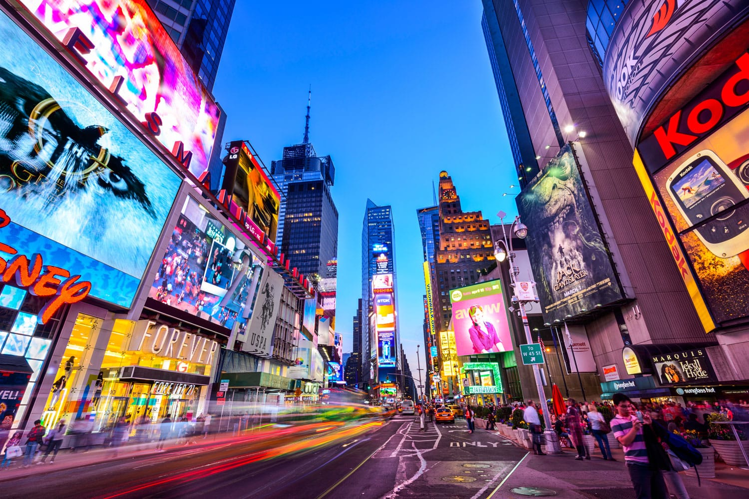 10 best things to do in new york city road affair for Best places to go in nyc at night
