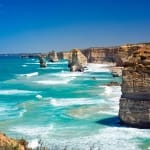 A picturesque photo of The Twelve Apostles, Australia