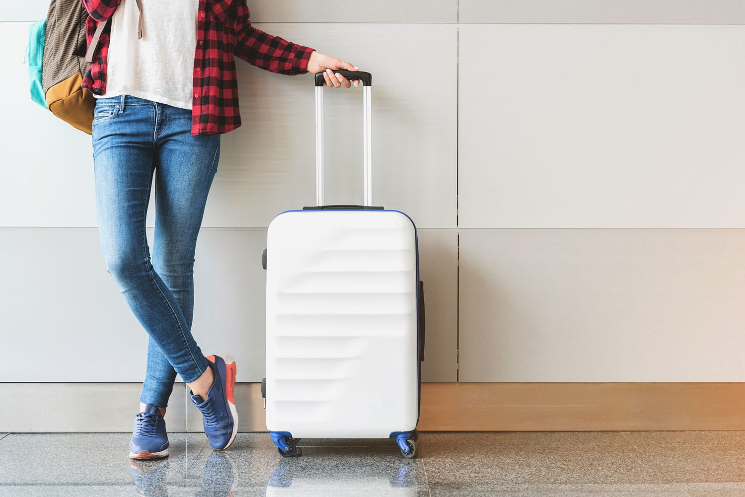 Image result for suitcase at airport