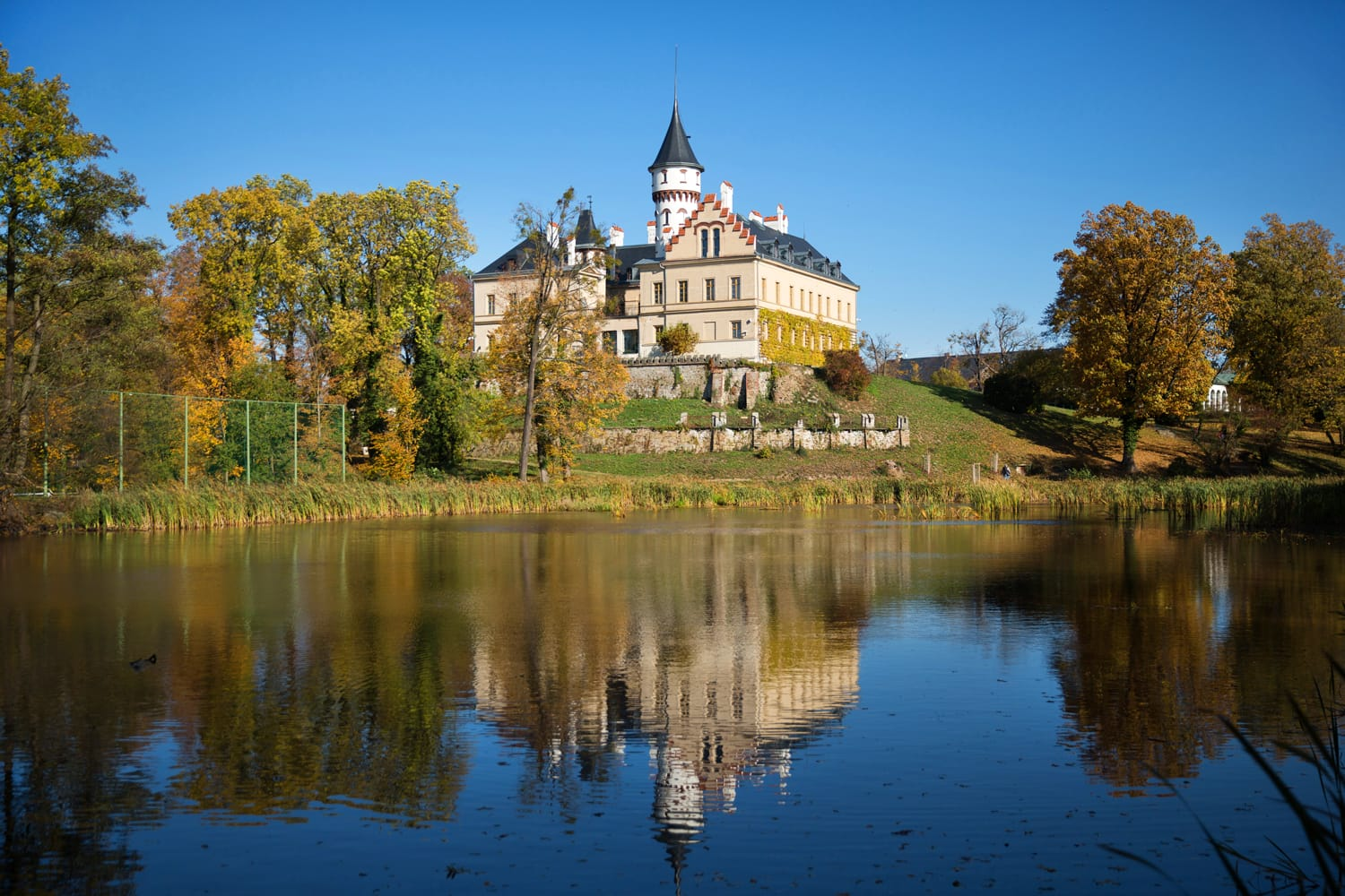 Castle Radun in the Czech Republic