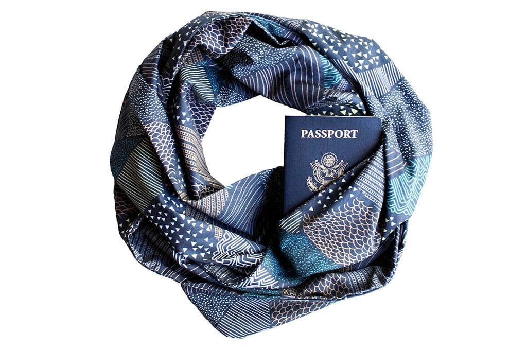 30 best travel gift ideas for men and women 2019 road affair for Travel scarf