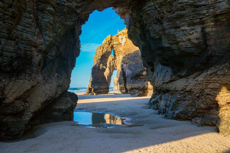 As Catedrais Beach Spain