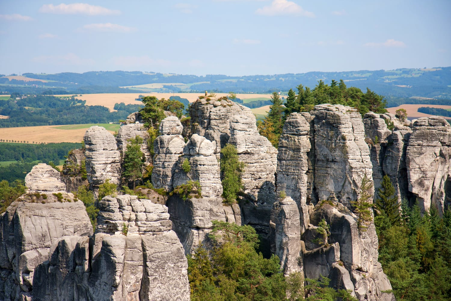 Bohemian Paradise in Czech Republic