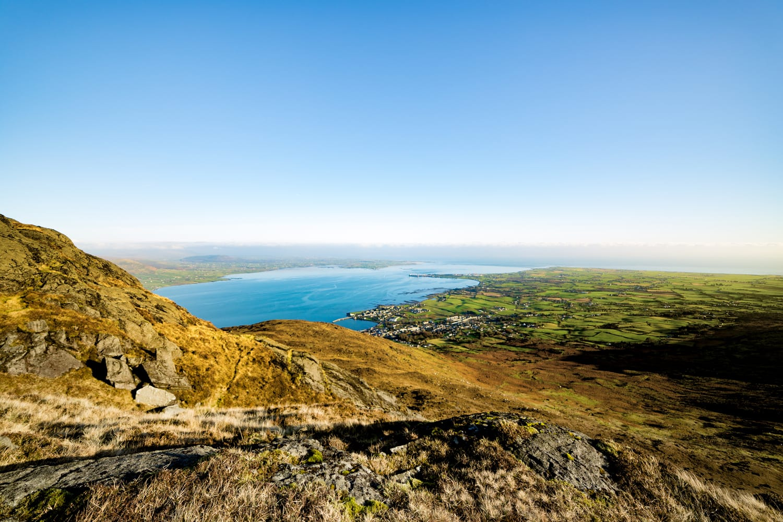 Carlingford in Ireland