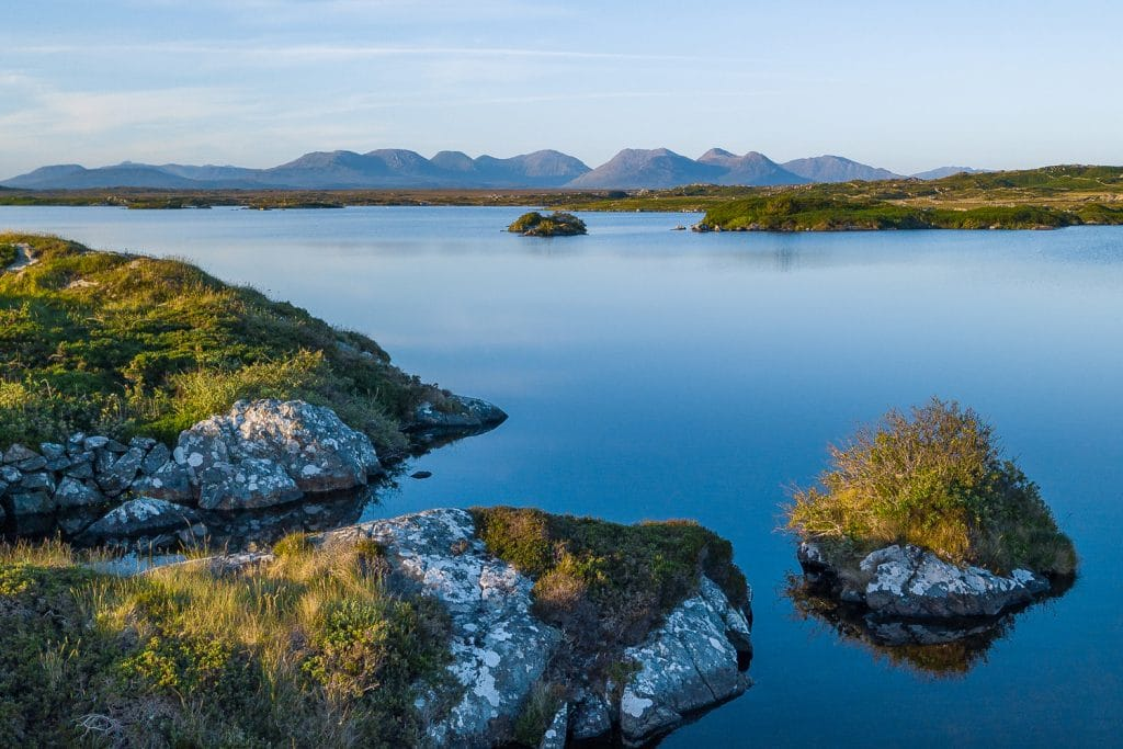Connemara National Park in Ireland