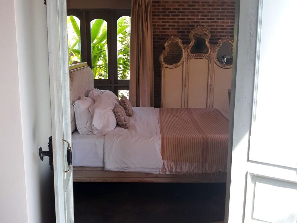 Bedroom at Reverie Siam Resort in Pai, Thailand