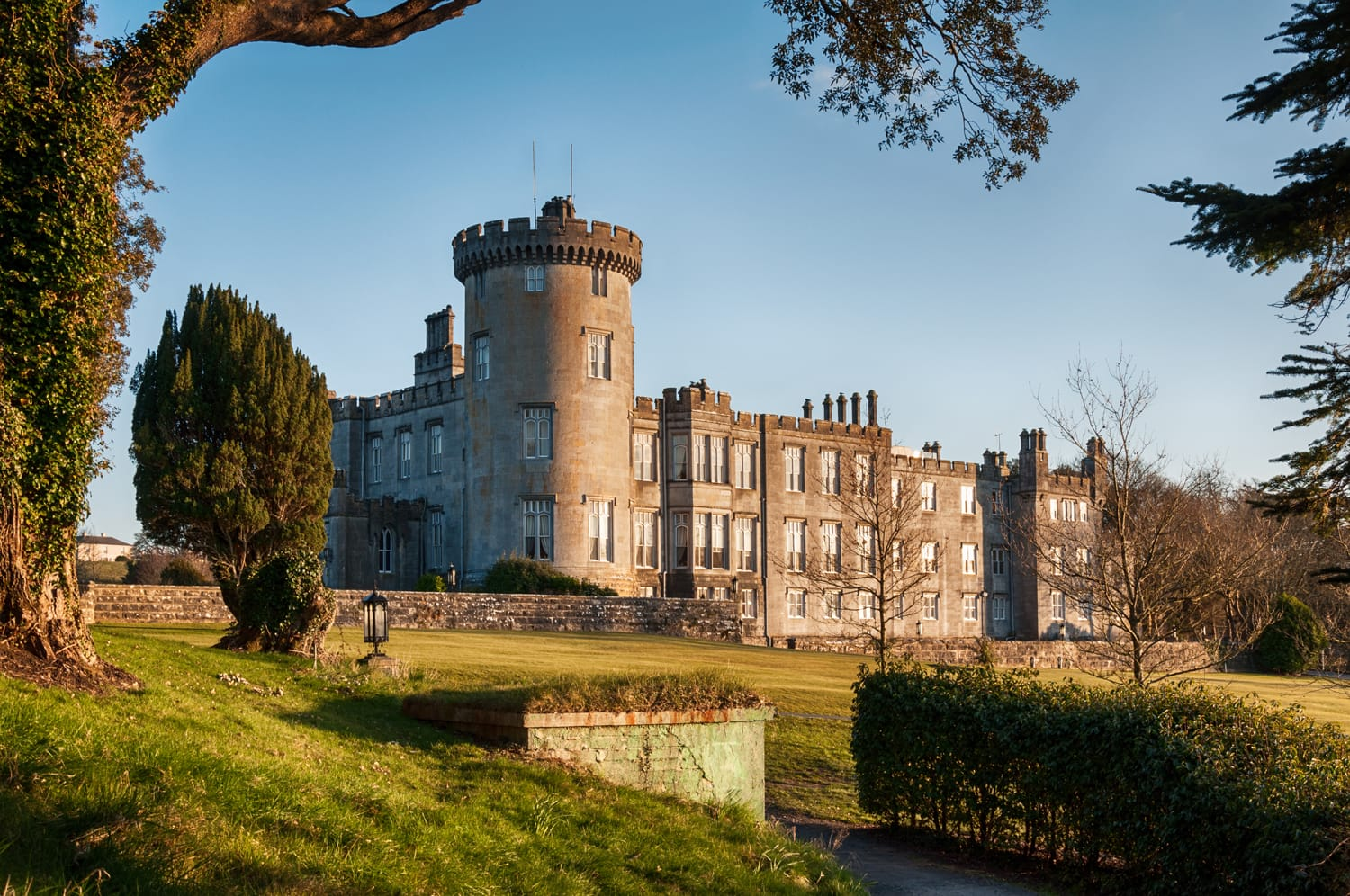Dromoland Castle in Ireland
