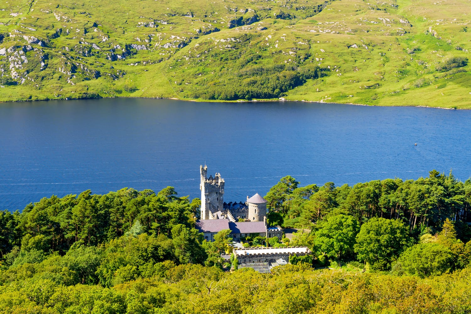 Glenveagh National Park in Ireland