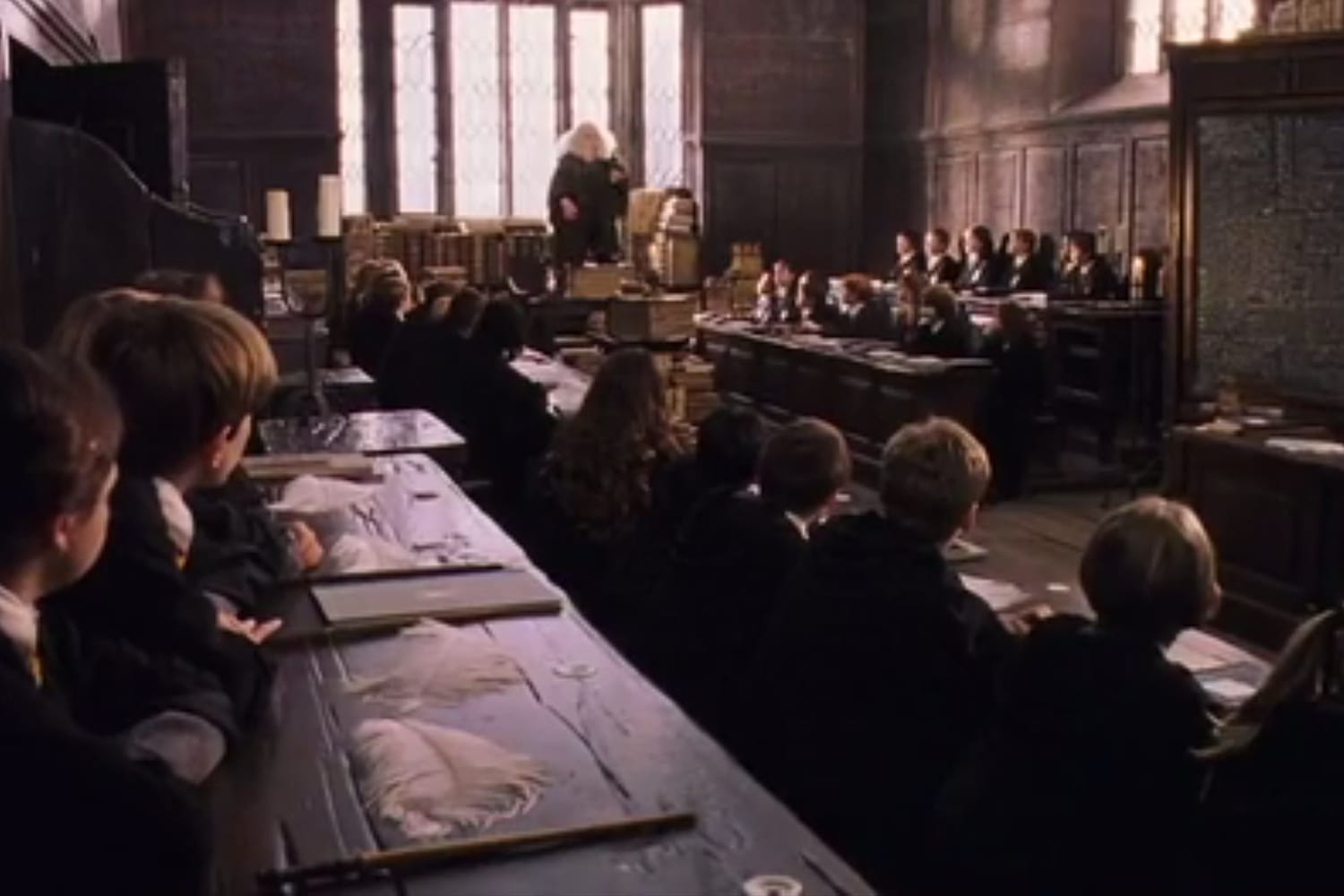 Harrow school in Harry Potter