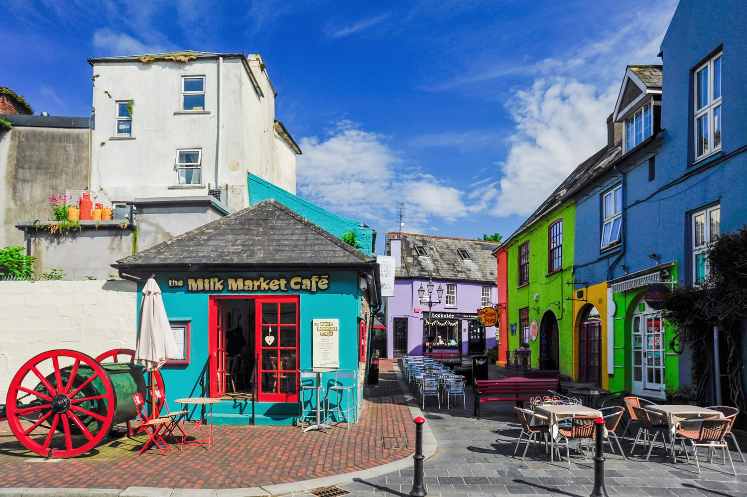 Kinsale in Ireland