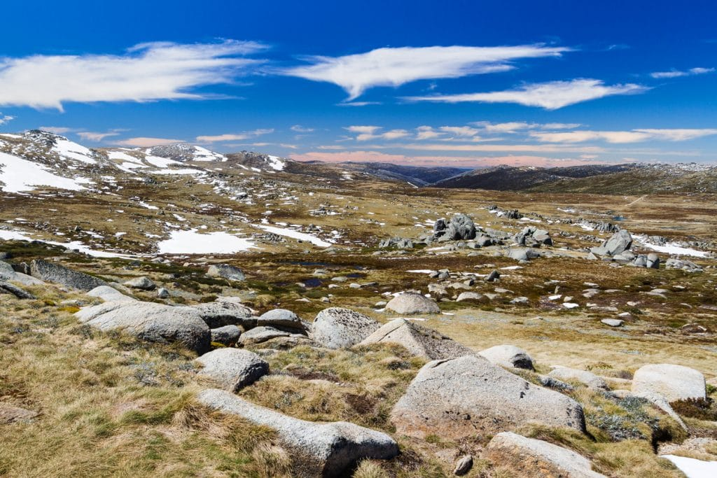 Kosciuszko National Park, New South Wales, Australia
