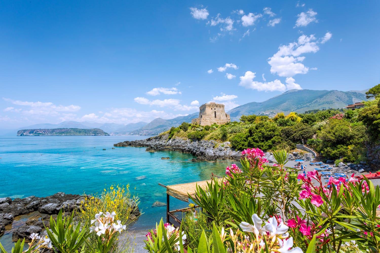 Torre Crawford San Nicola Arcella, Calabria, Italy