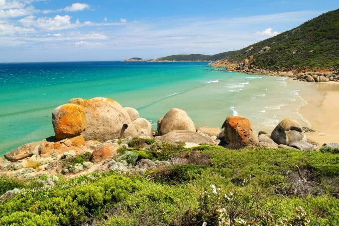 Wilsons Promontory National Park in Australia