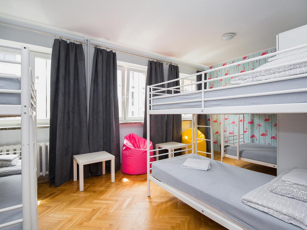 Tatamka Hostel in Warsaw, Poland