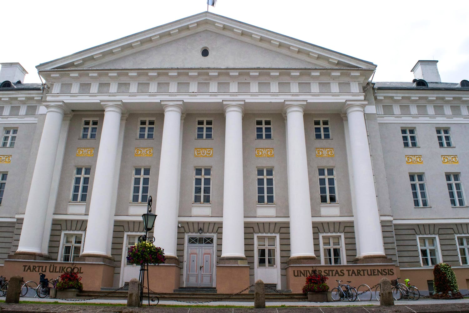 University in Tartu, Estonia