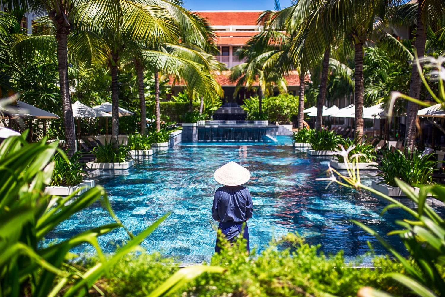 Almanity Hoi An Wellness Resort in Hoi An Vietnam  Road