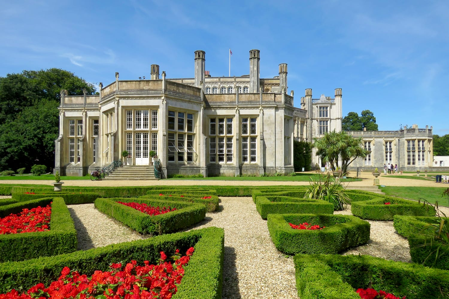 Highcliffe Castle Dorset UK