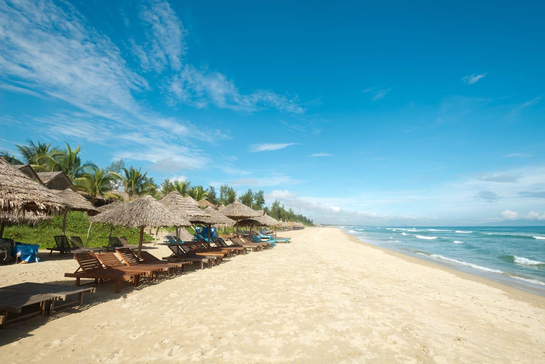 Ang Bang Beach, Hoi An, Vietnam