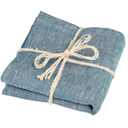 Green Foster Product Linen Flax Bath Towel