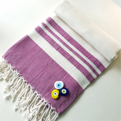 Secret Sea Collection Bamboo Beach Towel