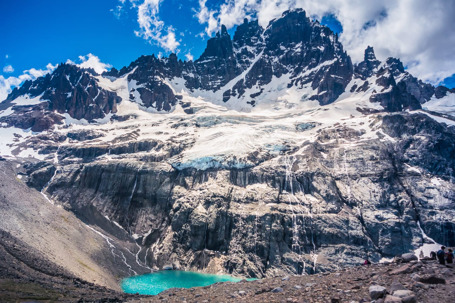 Cerro Castillo in Patagonia, Chile