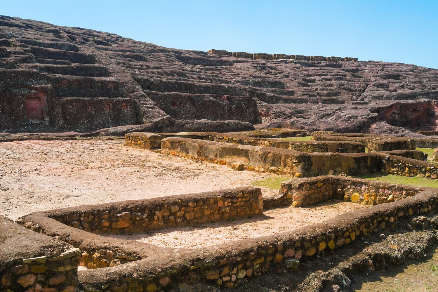 Fort of Samaipata, Bolivia