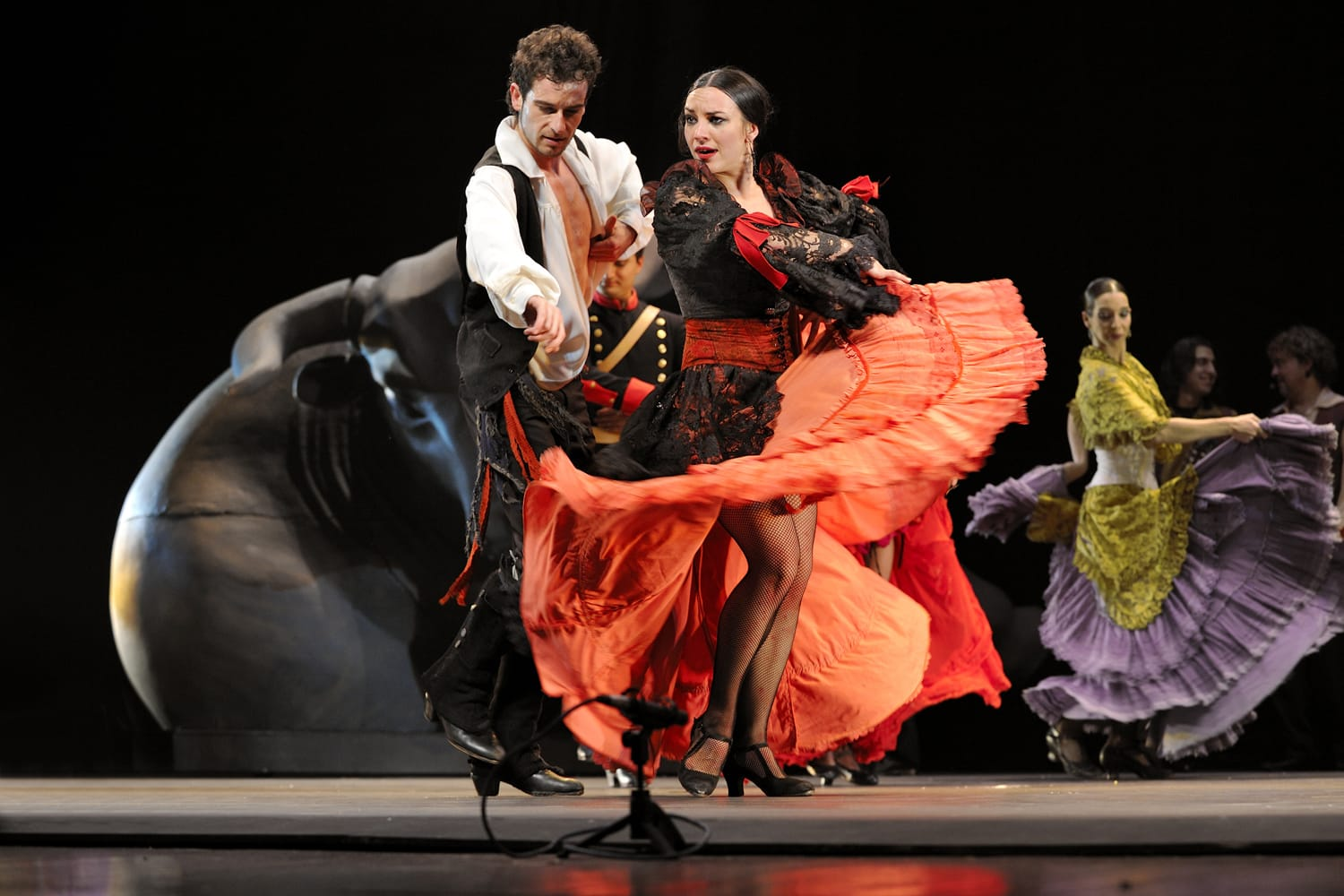 Flamenco Dance in Madrid