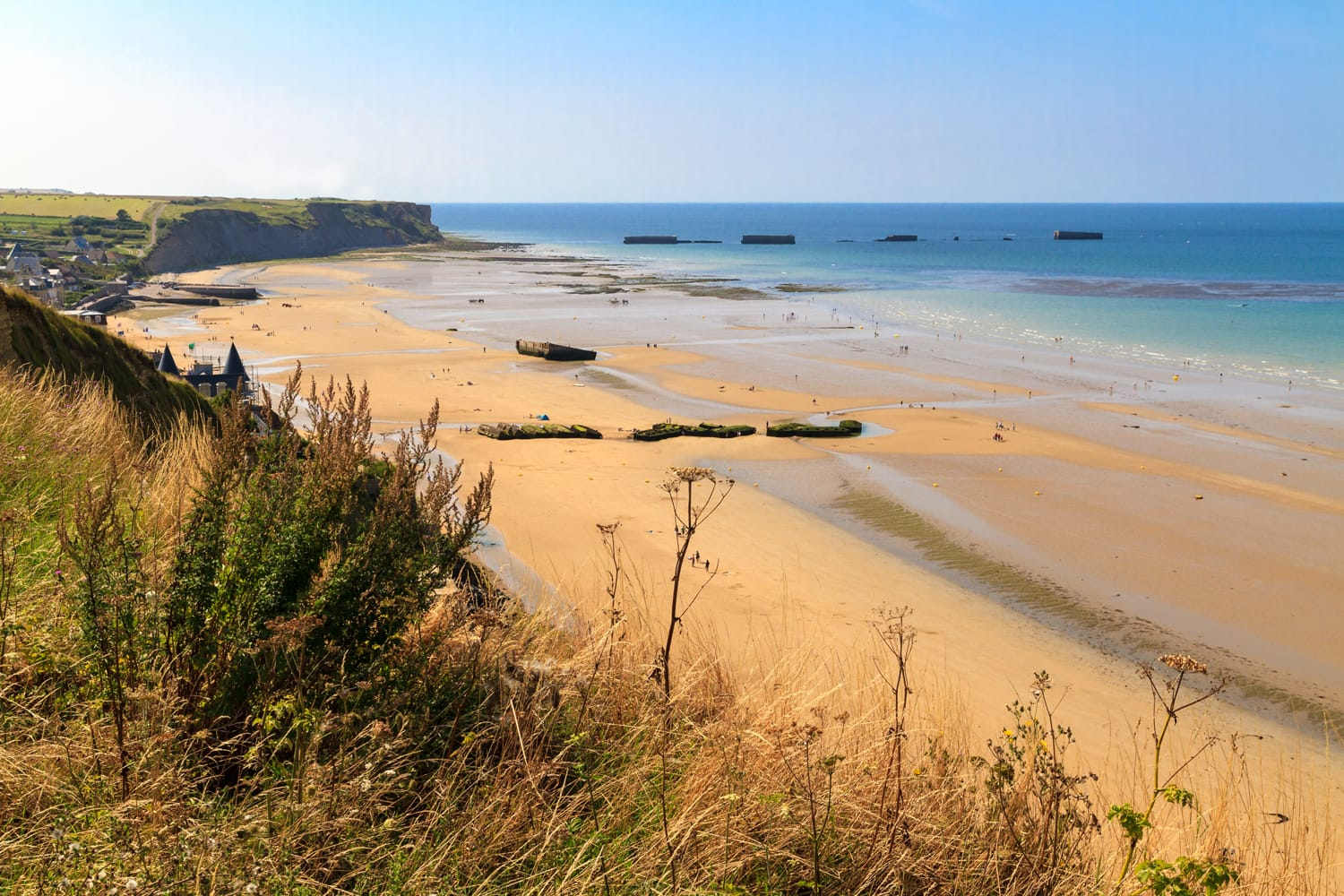 Normandy Landings in France