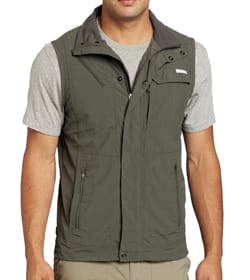 AS Know AS Mens Summer Outdoor Work Fishing Travel Vest with Pockets