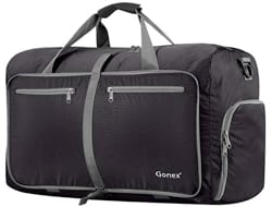Gonex Lightweight Travel Duffle Bag