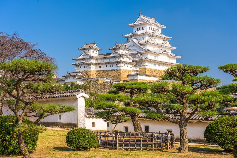 Himeji Casatle in Japan
