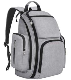 10 Best Backpack Diaper Bags (2019)  9a23f3ef86e84