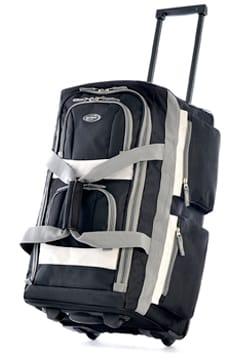 Olympia Rolling Duffel Bag