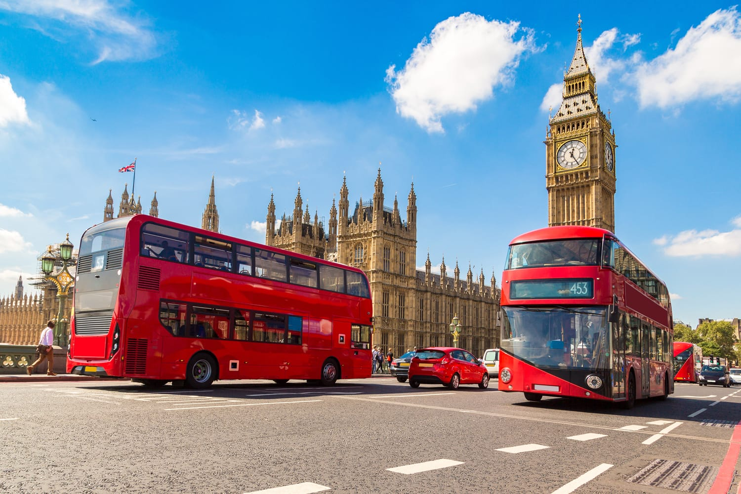 London Guided Bus Tours