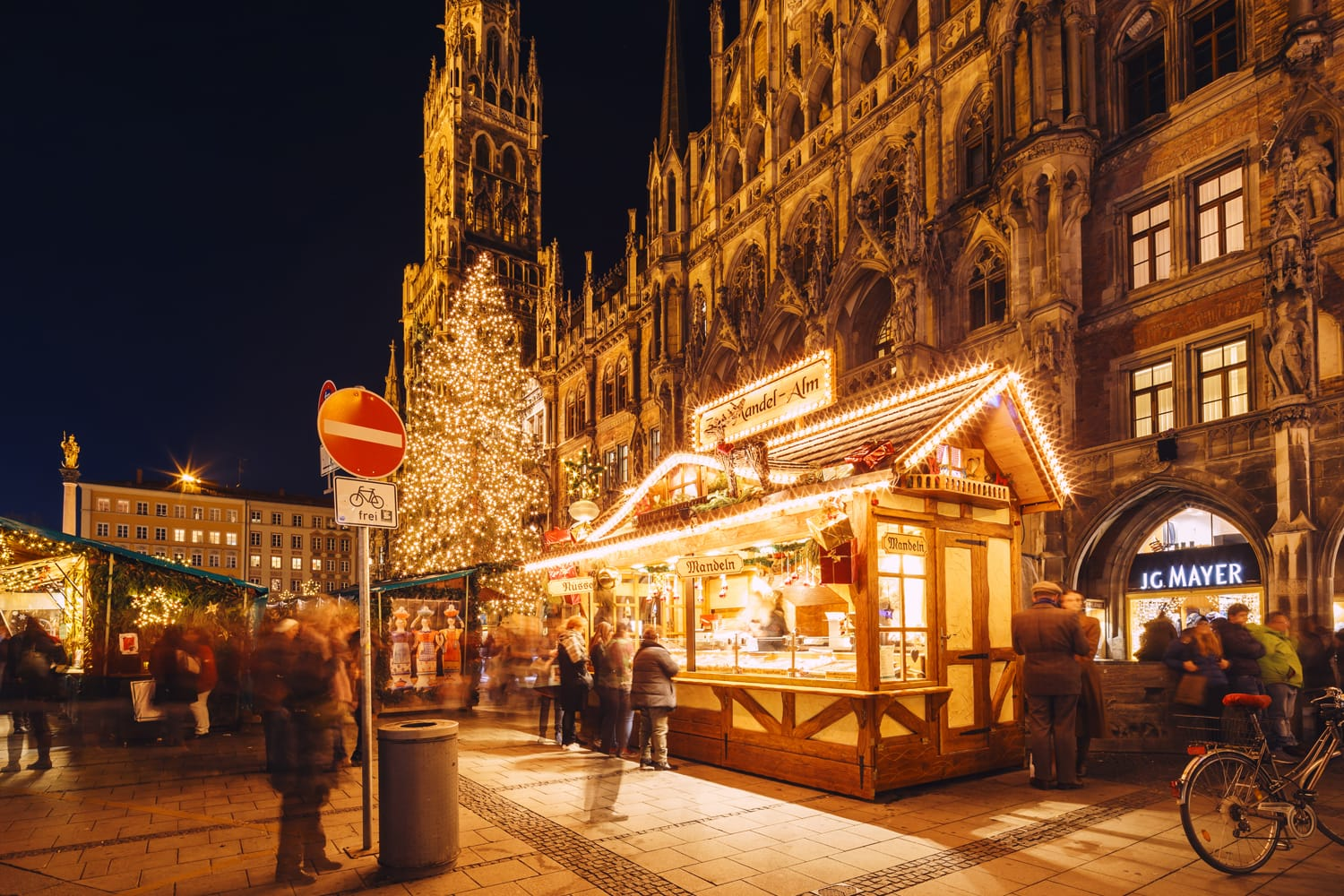 Munich Christmas Market.10 Best Christmas Markets In Germany Road Affair