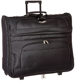 Traveler's Choice Rolling Garment Bag