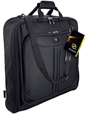 03621c9aa 10 Best Travel Garment Bags for Suits and Dresses (2019) | Road Affair