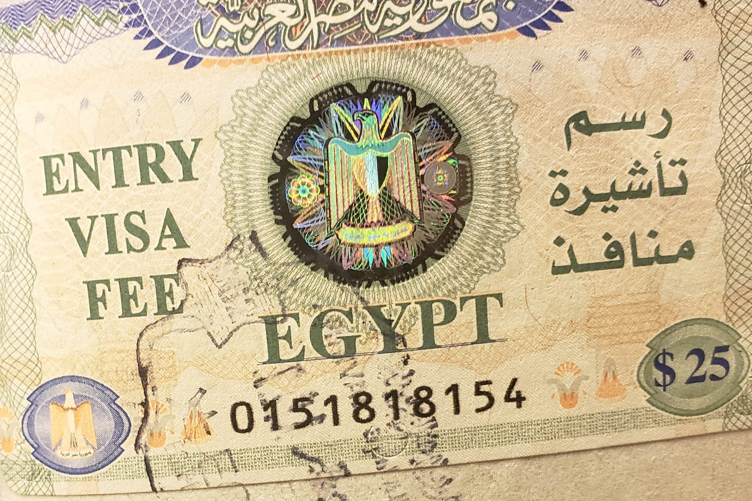 Everything You Need To Know About The Egypt Visa Road Affair
