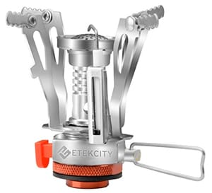 Etekcity Ultralight Backpacking Stove