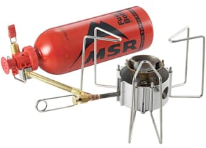 MSR Dragonfly Portable Backpacking Stove